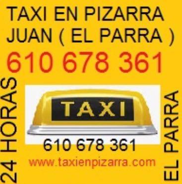 Taxienpizarra